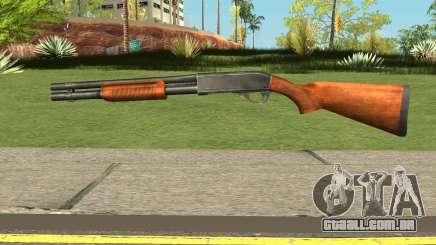 Chromegun HQ (With HD Original Icon) para GTA San Andreas