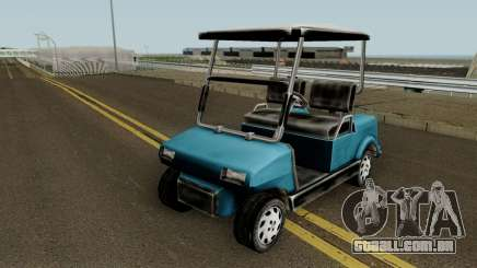 Caddy from Vice City para GTA San Andreas