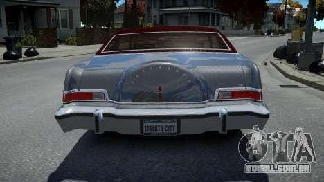Lincoln Continental Mark IV 1974 para GTA 4