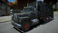 Mack R-600 Trashmaster para GTA 4