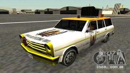 Juank Ar Dinka Perene, Com Emblemas E Extras para GTA San Andreas