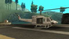 Agusta Bell 212 Turkısh Forças Navais para GTA San Andreas