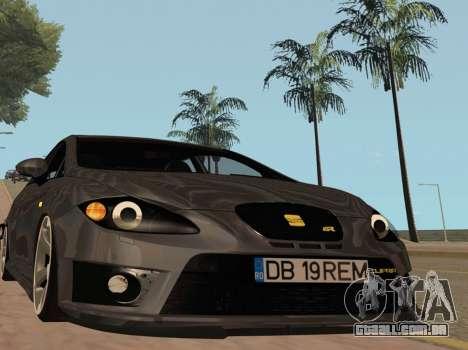 Seat Leon Cupra R 1P1 para GTA San Andreas