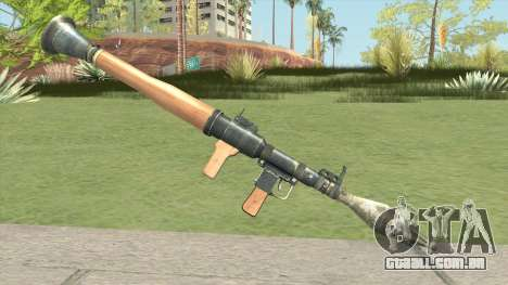 Rocket Launcher (HD) para GTA San Andreas