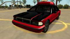 Declasse Premier v2 (FIV, Emblemas, Extras) para GTA San Andreas