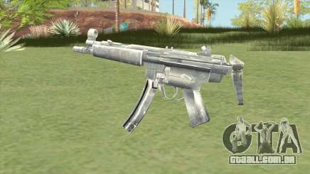 MP5 (HD) para GTA San Andreas
