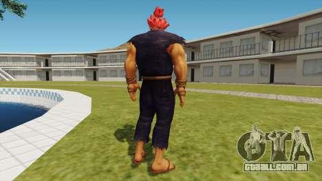 Akuma Gouki Tekken 7 para GTA San Andreas