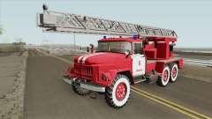ZIL 131 (Pripyat) para GTA San Andreas