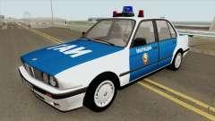 BMW E30 (Police) 1988