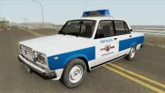 2107 (Polícia Municipal) para GTA San Andreas