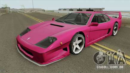 Turismo (Update) para GTA San Andreas