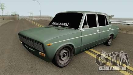 VAZ 2106 (V2) para GTA San Andreas