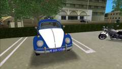 Volkswagen Beetle SFR Yugoslav Milicija (police)