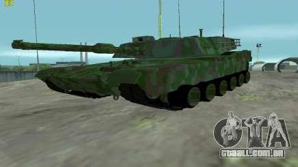 Exército dos EUA Rhino Tank para GTA San Andreas