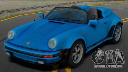 Porsche 911 speedster WTL para GTA San Andreas