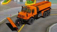 Mercedes-Benz Zetros 2733 Snow Blower para GTA San Andreas