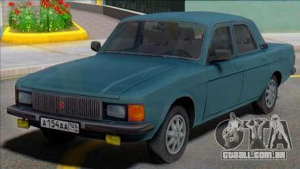 Gaz Volga 3102 Stoke para GTA San Andreas