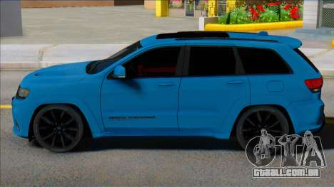 Jeep Grand Cherokee Trackhawk para GTA San Andreas