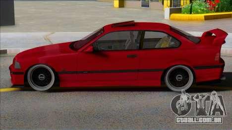 BMW M3 E36 Low Tuning para GTA San Andreas