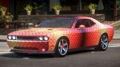Dodge Challenger SRT8 SP L6 para GTA 4