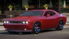 Dodge Challenger SRT8 SP para GTA 4