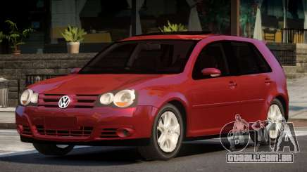 Volkswagen Golf PSI S-Tuned para GTA 4
