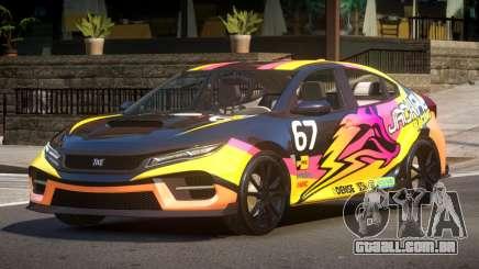 Dinka Sugoi L8 para GTA 4
