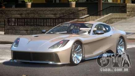 Grotti Itali GTO para GTA 4