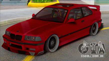 BMW M3 E36 Low Tuning para GTA San Andreas