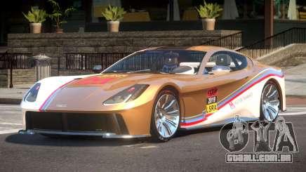 Grotti Itali GTO L4 para GTA 4