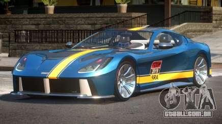 Grotti Itali GTO L1 para GTA 4