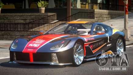Grotti Itali GTO L8 para GTA 4
