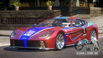 Grotti Itali GTO L7 para GTA 4
