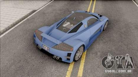 Chrysler ME-412 Concept para GTA San Andreas