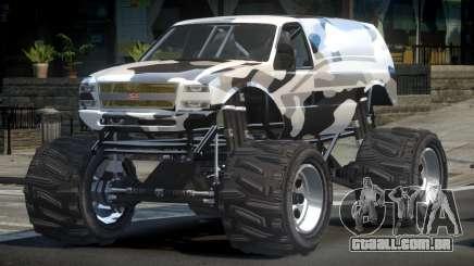 Vapid Liberator Custom L1 para GTA 4