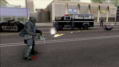 Ballistic Armour Mod Updated para GTA San Andreas