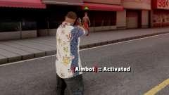 Auto Aimbot Headshot para GTA San Andreas