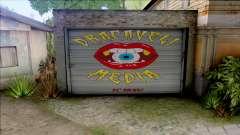 Yung Drac Ganton Garage Mod para GTA San Andreas
