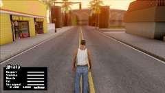 Date in Stats Menu para GTA San Andreas