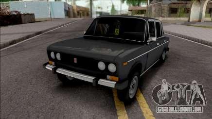 Estilo Vaz 2106 Real para GTA San Andreas