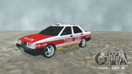 Nissan Tsuru Taxi Veracruz para GTA San Andreas