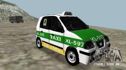 Hyundai Atos Taxi Xalapa para GTA San Andreas