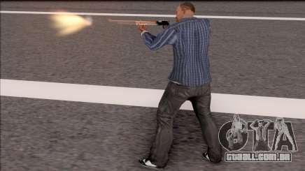 Rifle Gunflash Fix para GTA San Andreas