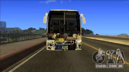 Sidhu Moosewala Volvo Bus 9700 Mod para GTA San Andreas