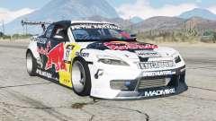 Mazda RX-8 Mad Mike para GTA 5