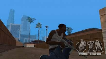 Steyr Aug GTA VC Beta Fixo para GTA San Andreas