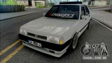 Tofas Dogan 2JZ-GTE para GTA San Andreas