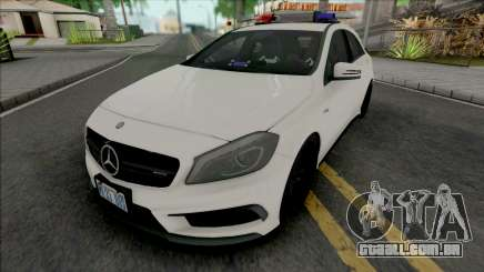 Mercedes-Benz A45 AMG 2012 Hungarian Police Car para GTA San Andreas