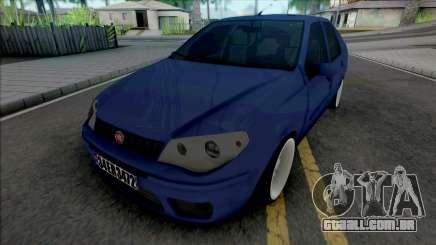 Fiat Albea Turkish para GTA San Andreas
