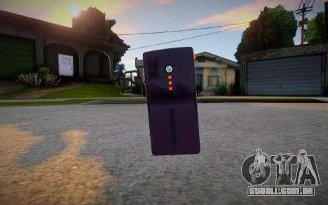 Sony Ericsson W950i para GTA San Andreas